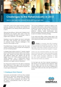 Disprax - Challenges to retail industry in 2015_Page_1