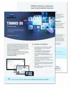 Disprax TIMMS BI